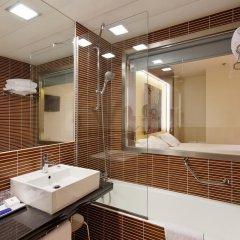 Отель Melia Avenida de America 4* Стандартный номер с различными типами кроватей фото 2
