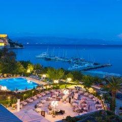 Отель Corfu Palace Hotel Греция, Корфу - 4 отзыва об отеле, цены и фото номеров - забронировать отель Corfu Palace Hotel онлайн балкон