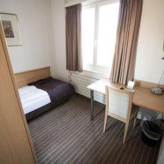 Olympia Hotel Zurich 3* Стандартный номер с различными типами кроватей фото 6