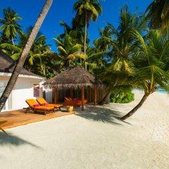 Отель Sun Aqua Vilu Reef 5* Вилла Делюкс с различными типами кроватей фото 6