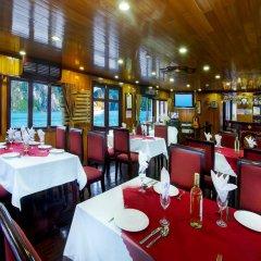 Отель Halong Golden Lotus Cruise питание фото 3