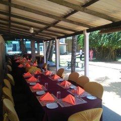 Отель Green Shadows Beach Hotel Шри-Ланка, Ваддува - отзывы, цены и фото номеров - забронировать отель Green Shadows Beach Hotel онлайн питание фото 2