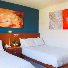Отель Villa Italia Мексика, Канкун - отзывы, цены и фото номеров - забронировать отель Villa Italia онлайн комната для гостей фото 8