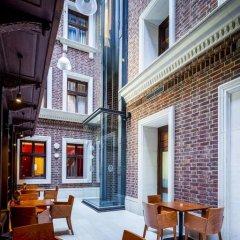 Отель Palazzo Rosso Польша, Познань - отзывы, цены и фото номеров - забронировать отель Palazzo Rosso онлайн балкон