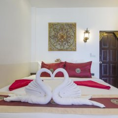 Отель Crystal Bay Beach Resort 3* Стандартный номер с двуспальной кроватью фото 16