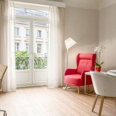 Отель NH Collection Brussels Centre 4* Люкс с разными типами кроватей фото 4