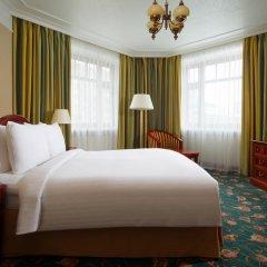 Гостиница Марриотт Москва Тверская 4* Люкс разные типы кроватей фото 8
