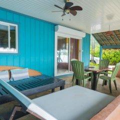 Отель Sunset Hill Lodge Французская Полинезия, Бора-Бора - отзывы, цены и фото номеров - забронировать отель Sunset Hill Lodge онлайн комната для гостей фото 2