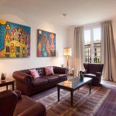Отель Txapela Испания, Барселона - отзывы, цены и фото номеров - забронировать отель Txapela онлайн комната для гостей фото 3
