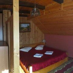 Гостиница Smerekova Khata Полулюкс разные типы кроватей фото 9
