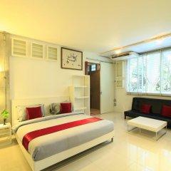 Отель Aonang Paradise Resort 3* Улучшенный номер с различными типами кроватей фото 21