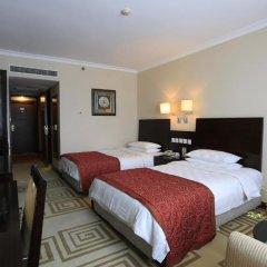 Beijing Continental Grand Hotel 3* Номер Делюкс с различными типами кроватей фото 2