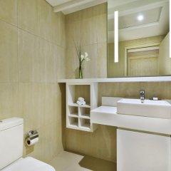 Отель DoubleTree by Hilton Dubai Jumeirah Beach 4* Люкс с различными типами кроватей фото 14