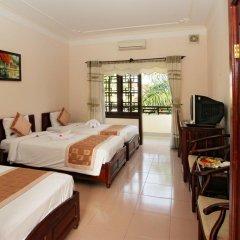 Bach Dang Hoi An Hotel 3* Улучшенный номер с различными типами кроватей фото 7