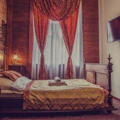 Отель Lódzki Palacyk 3* Стандартный номер с двуспальной кроватью (общая ванная комната) фото 3