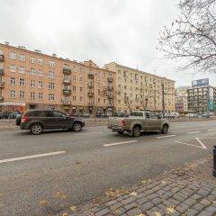 Апартаменты P&O Apartments Plac Narutowicza парковка