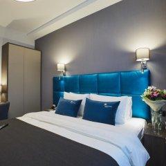 Гостиница Миротель Новосибирск 4* Стандартный номер с двуспальной кроватью фото 10
