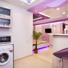 Апартаменты ИннХоум на ул.Свободы, 100 Студия с двуспальной кроватью фото 32