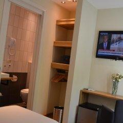 Alp Hotel Amsterdam 2* Стандартный номер фото 13
