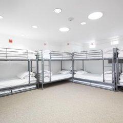 HighRoad Hostel DC Кровать в общем номере с двухъярусной кроватью фото 7