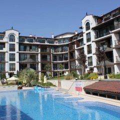 Апартаменты Rose Gardens Apartments Поморие бассейн