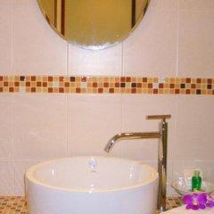 Отель Eden Bungalow Resort ванная фото 2