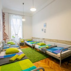 Friends Hostel and Apartments Budapest Стандартный номер фото 7