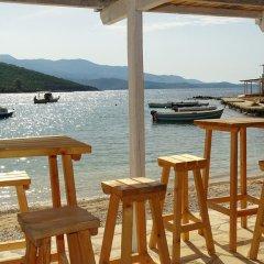 Отель Vila Reni & Risi Албания, Ксамил - отзывы, цены и фото номеров - забронировать отель Vila Reni & Risi онлайн приотельная территория