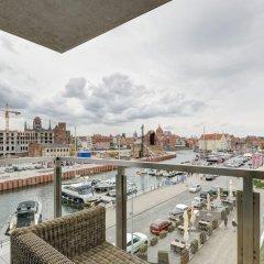 Апартаменты Dom & House - Apartments Waterlane Улучшенные апартаменты с различными типами кроватей фото 18
