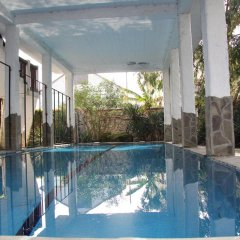 Mini Hotel Parus бассейн