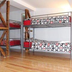 Отель Inn Chiado Кровать в общем номере с двухъярусной кроватью фото 2