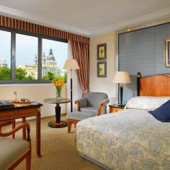 Kempinski Hotel Corvinus Budapest 5* Номер Делюкс с различными типами кроватей фото 6