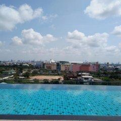 Отель Park Village Serviced Suites Бангкок бассейн фото 3