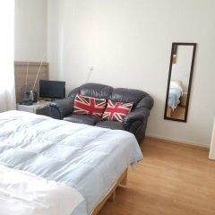 Hotel London 2* Стандартный номер с двуспальной кроватью фото 15