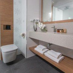 Отель Rezydencja Nosalowy Dwór ванная фото 2