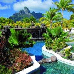 Отель The St Regis Bora Bora Resort бассейн фото 2