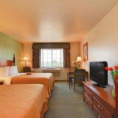 Отель Quality Inn комната для гостей фото 3
