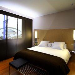 Отель Barceló Valencia 4* Улучшенный номер с различными типами кроватей фото 3