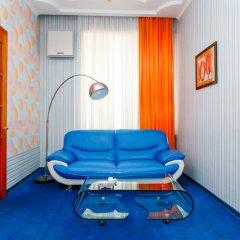 Respect Hotel 3* Люкс с различными типами кроватей фото 17