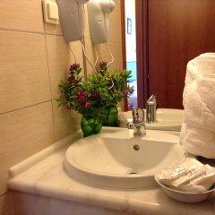 Отель Annapolis Inn Греция, Родос - отзывы, цены и фото номеров - забронировать отель Annapolis Inn онлайн ванная фото 2