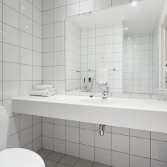 Отель Scandic Bodø 3* Стандартный номер с различными типами кроватей фото 2