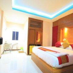 Отель Tum Mai Kaew Resort 3* Стандартный номер с различными типами кроватей фото 18