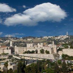 Отель King David Jerusalem 5* Стандартный номер фото 3