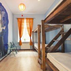 Pururoom Hostel Кровать в общем номере двухъярусные кровати фото 3