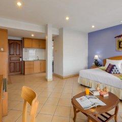 Отель Seven Oak Inn 2* Улучшенный номер с различными типами кроватей фото 2