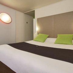 Отель Kyriad PARIS NORD Ecouen La Croix Verte 3* Стандартный номер с различными типами кроватей фото 3