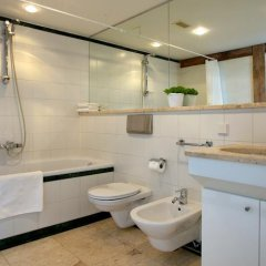 Отель Krakovska Terraces ванная фото 2