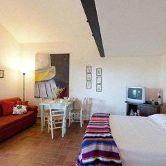 Отель Il Polveraio Agriturismo Lucia Монтескудаио комната для гостей фото 5