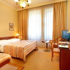 Отель Galerie Royale 4* Стандартный номер фото 4