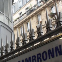 Отель Apart Inn Paris - Cambronne Франция, Париж - отзывы, цены и фото номеров - забронировать отель Apart Inn Paris - Cambronne онлайн интерьер отеля